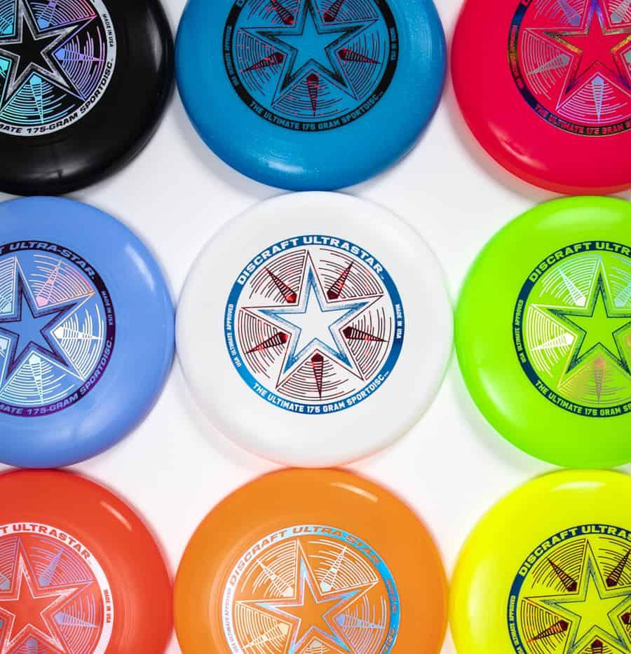 frisbee discraft 1