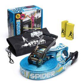 slackline spider training 18 m 1